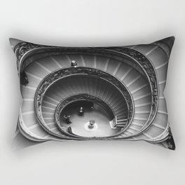 Double Staircase Rectangular Pillow
