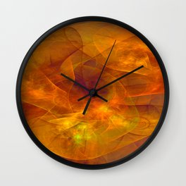 Abstract ligheffects -9- Wall Clock
