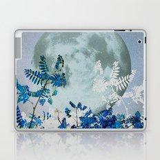 Super Moon v2 - Blue #buyart Laptop & iPad Skin