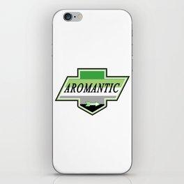 Identity Stamp: Aromantic iPhone Skin