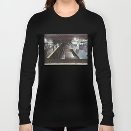 above the 2nd st el Long Sleeve T-shirt