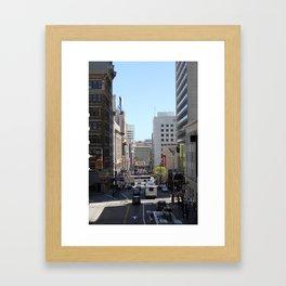 Stockton Framed Art Print