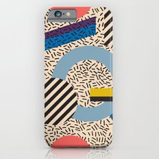 Memphis Inspired Pattern 3 iPhone 6 Slim Case