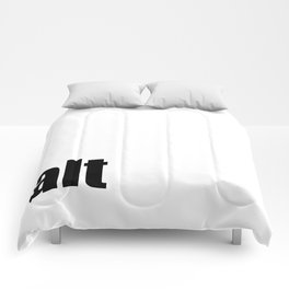 Alt Comforters