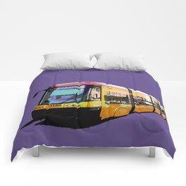 Ultra Tram Comforters