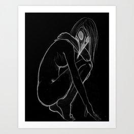 Unkindness of Ravens Art Print