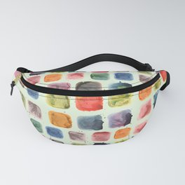 Colors in Suspension Fanny Pack