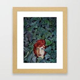 Pamela Isley Framed Art Print
