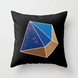 hea[rth]ven Throw Pillow