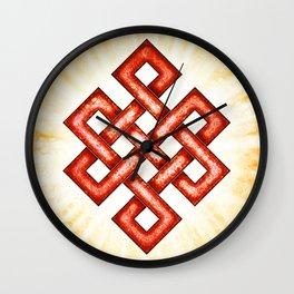 Endless Knot Wall Clock