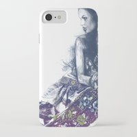 mexico iPhone & iPod Cases featuring Mexico by Anca Sandu