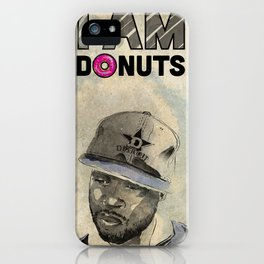 J DILLA iPhone Case