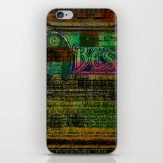 DiLL iPhone & iPod Skin