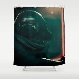 """""""I'll show them the power of the darkness"""" Shower Curtain"""