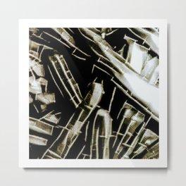 blade Metal Print