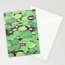 Nymphaeaceae Stationery Cards