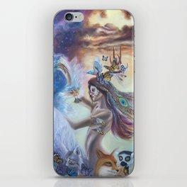 Spirit Warrior iPhone Skin