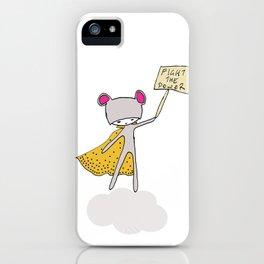 Baby Power iPhone Case