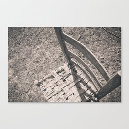 chair. Canvas Print