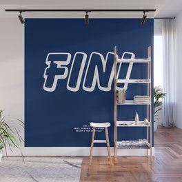 Howlin' Mad Murdock's 'Fini' shirt Wall Mural