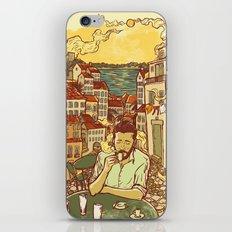 Lisbon iPhone & iPod Skin