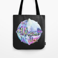 Pixelation  Tote Bag