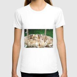 Bunnies In A Basket... T-shirt