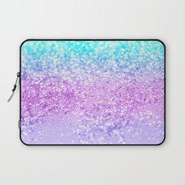 Unicorn Girls Glitter #9 #shiny #decor #art #society6 Laptop Sleeve