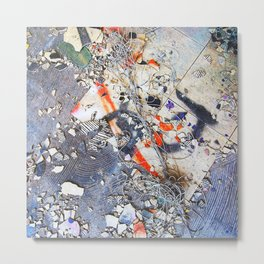 Broken Ensemble Metal Print