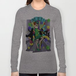 Speakeasy Riddler  Long Sleeve T-shirt