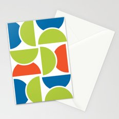 Lime Squeeze Stationery Cards