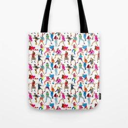 Dance, Dance, Dance! Tote Bag