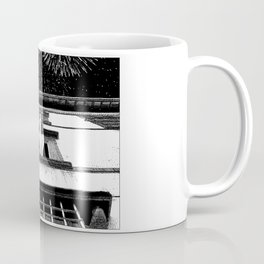 asc 445 - La célébration privée (The private New Year's party) Coffee Mug