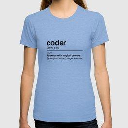Coder T-shirt