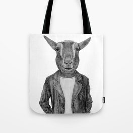 Don Pedro Old Goats Are Cool Tote Bag
