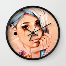 Flutter Wall Clock