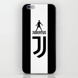 Christiano Ronaldo Juventus iPhone Skin