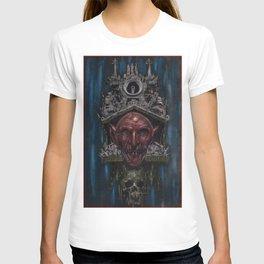Nosferatu Clock T-shirt