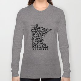 Doomtree DoomState Long Sleeve T-shirt