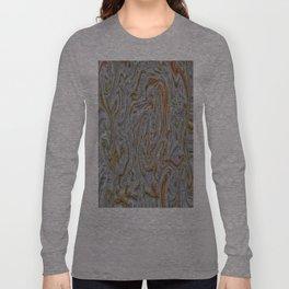 Mixed Syrup Long Sleeve T-shirt
