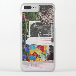 Gummy Bears and Bear Clear iPhone Case