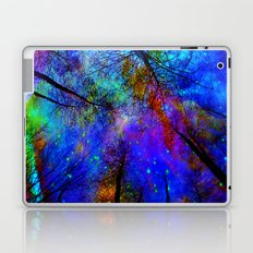 Colorful forest Laptop & iPad Skin