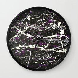 Cosmic Chaos Wall Clock