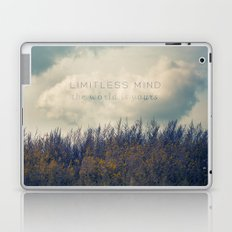 Limitless Mind Laptop & iPad Skin