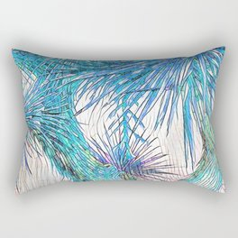 Joshua Tree VGBlue by CREYES Rectangular Pillow