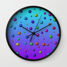 little dots -2- Wall Clock