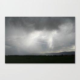 Clouds, Sheets, Light Canvas Print