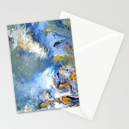 Ocean Deep Stationery Cards