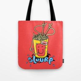 Noodle Brain Tote Bag