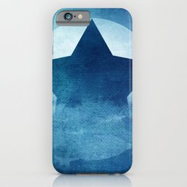 Star Composition III iPhone Case